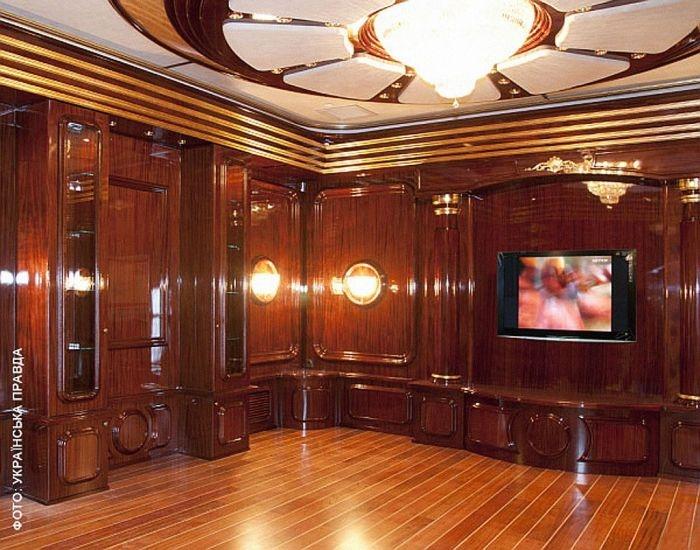 Residence of Mr. Yanukovich