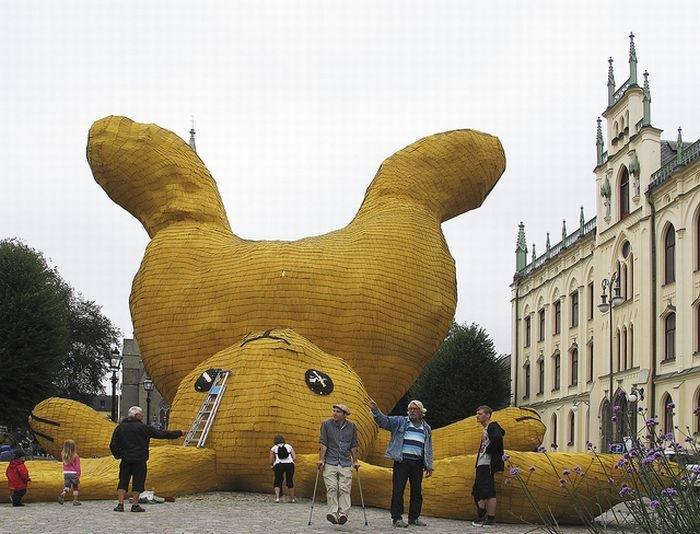 One Giant Yellow Rabbit
