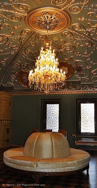 In One of the Oldest Moscow Houses