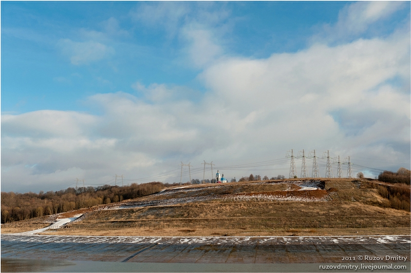 Two Hydroelectric Pumped Storage Power Stations In Zagorsk
