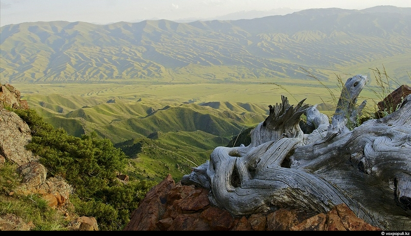 Beauty of the Zhambyl Region: Like Centuries Ago