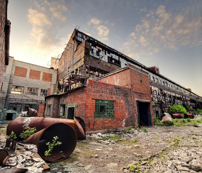 Huge Factory Doomed to Decay