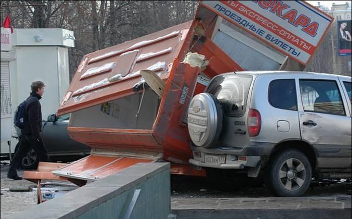 construction failure in Russia 2