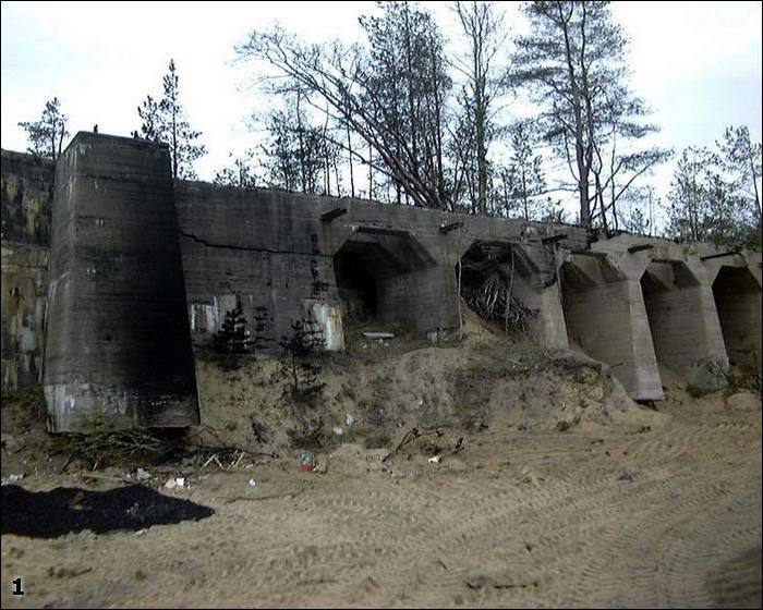 Russian fortifications from WW2 14