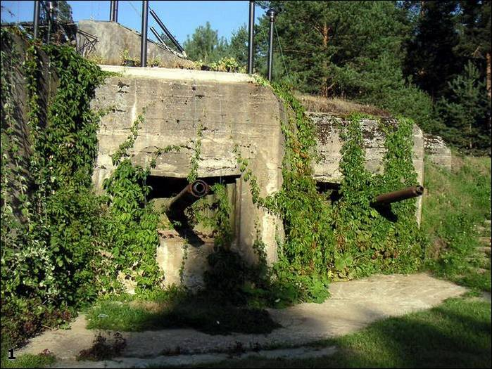 Russian fortifications from WW2 2
