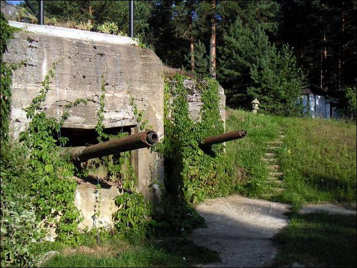 Russian fortifications from WW2 3