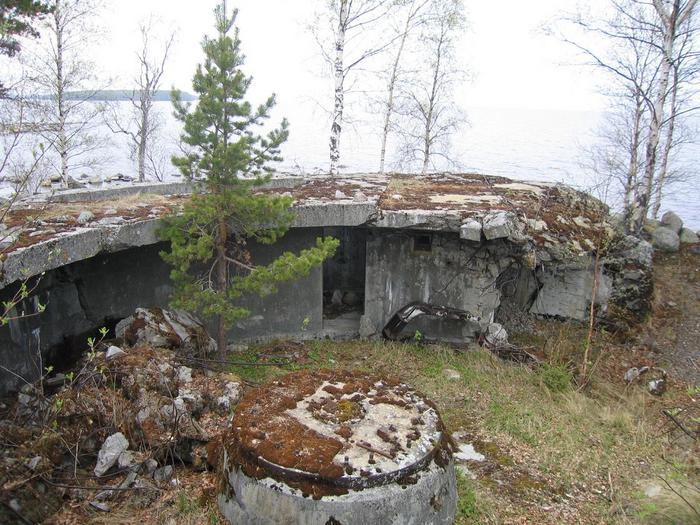 Russian fortifications from WW2 34