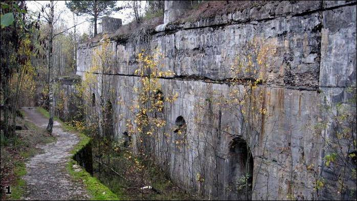 Russian fortifications from WW2 7