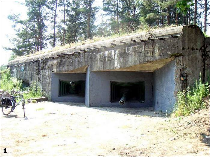 Russian fortifications from WW2 8