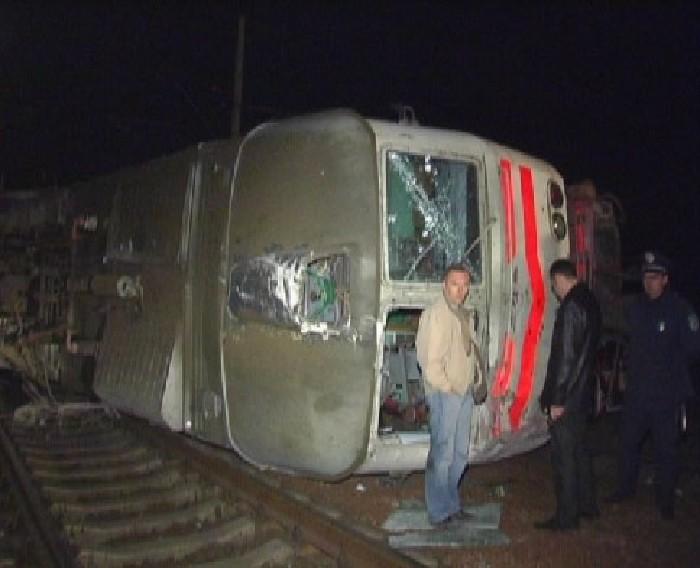 train crash in Ukraine 10