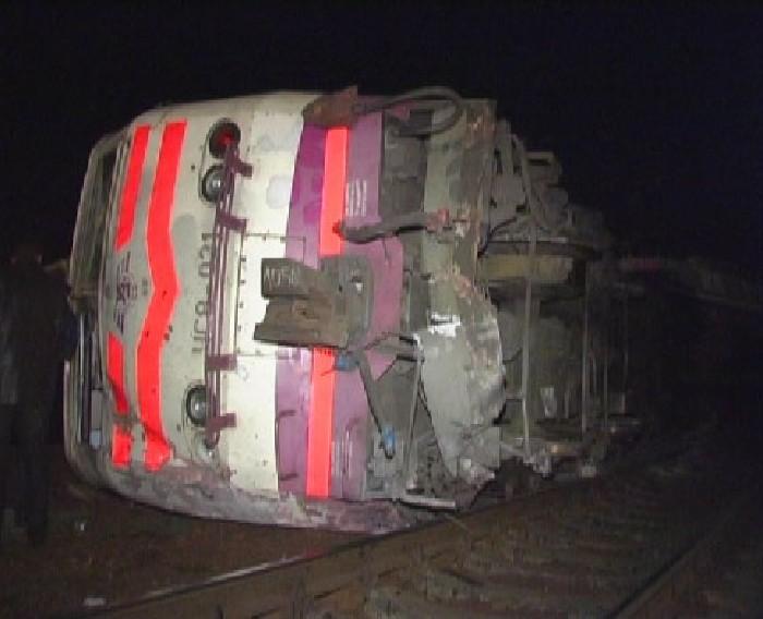train crash in Ukraine 11