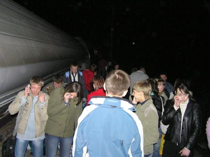 train crash in Ukraine 18