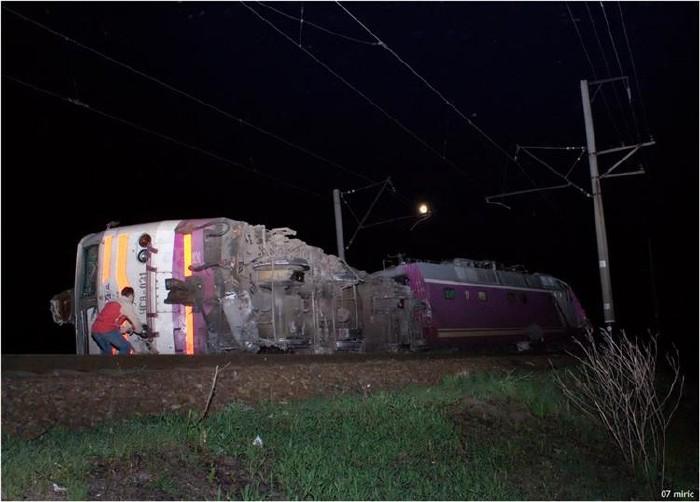 train crash in Ukraine 2