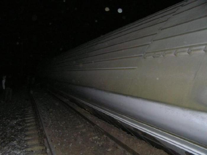 train crash in Ukraine 24