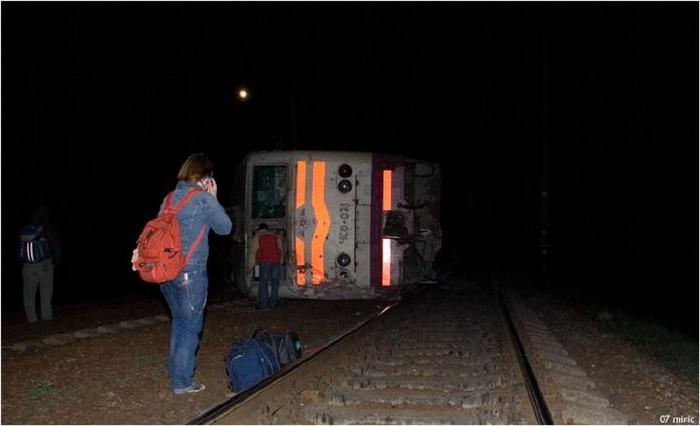 train crash in Ukraine 7