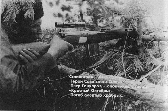 russian snipers from ww2 10