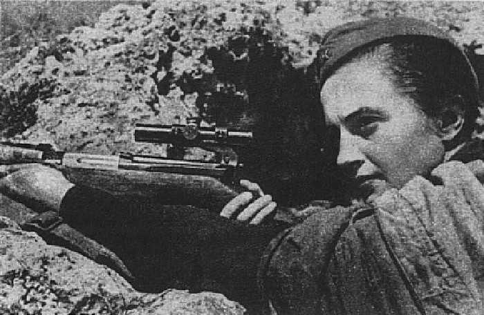russian snipers from ww2 19