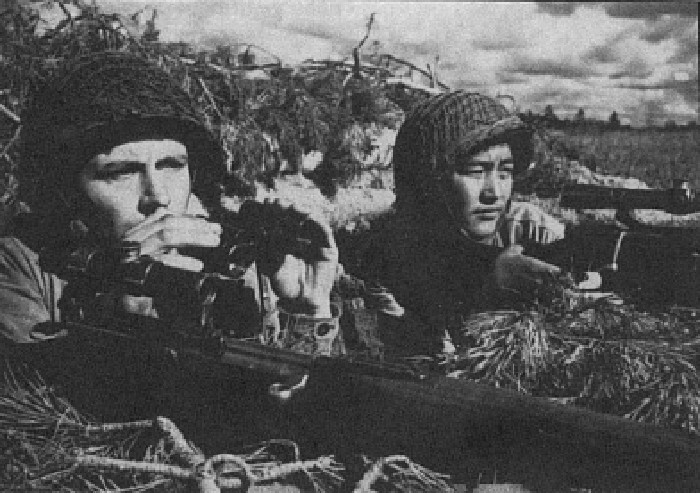russian snipers from ww2 6