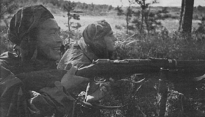 russian snipers from ww2 7