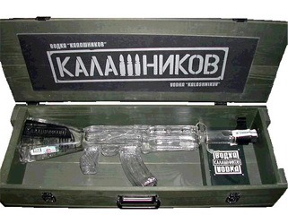 Russian AK-47 Vodka 1
