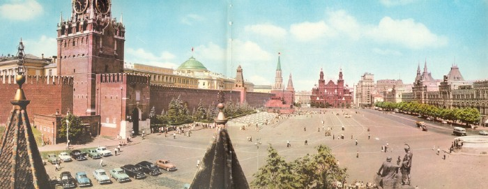 Moscow back from 1967 1
