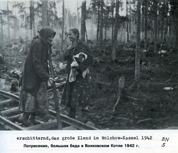 Battle in Volkhovsky Forest (World War II) 21
