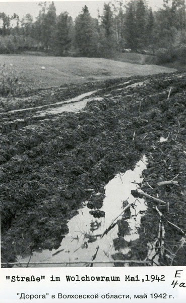 Battle in Volkhovsky Forest (World War II) 24
