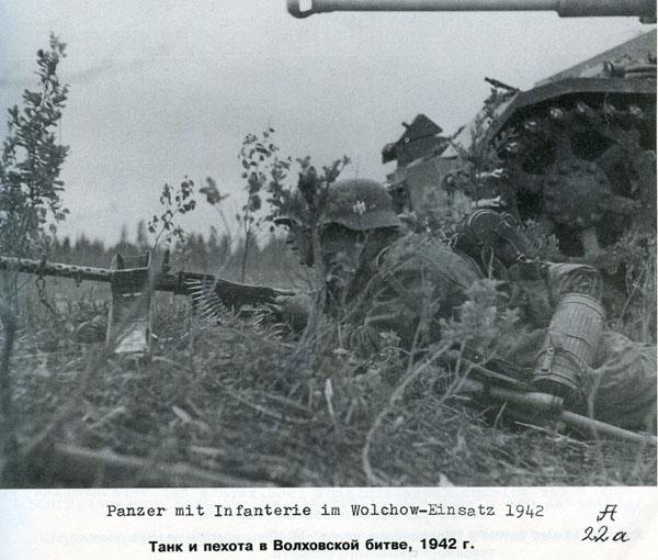 Battle in Volkhovsky Forest (World War II) 4