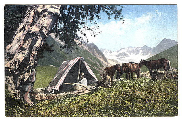 Color Post Cards of Russia 100 Years Ago 27