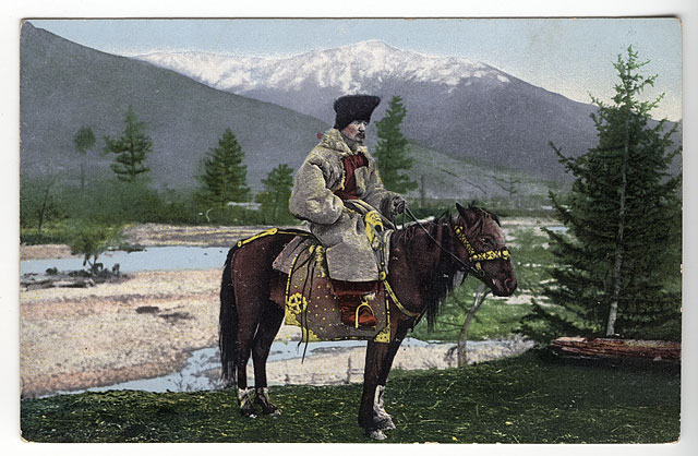 Color Post Cards of Russia 100 Years Ago 4