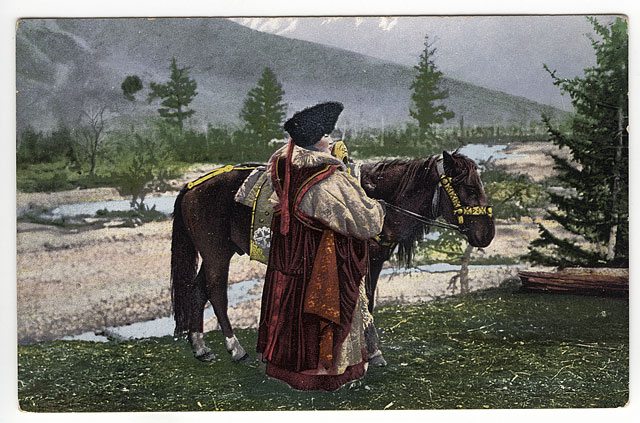 Color Post Cards of Russia 100 Years Ago 5
