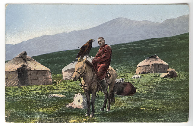 Color Post  Cards of Russia 100 Years Ago 8