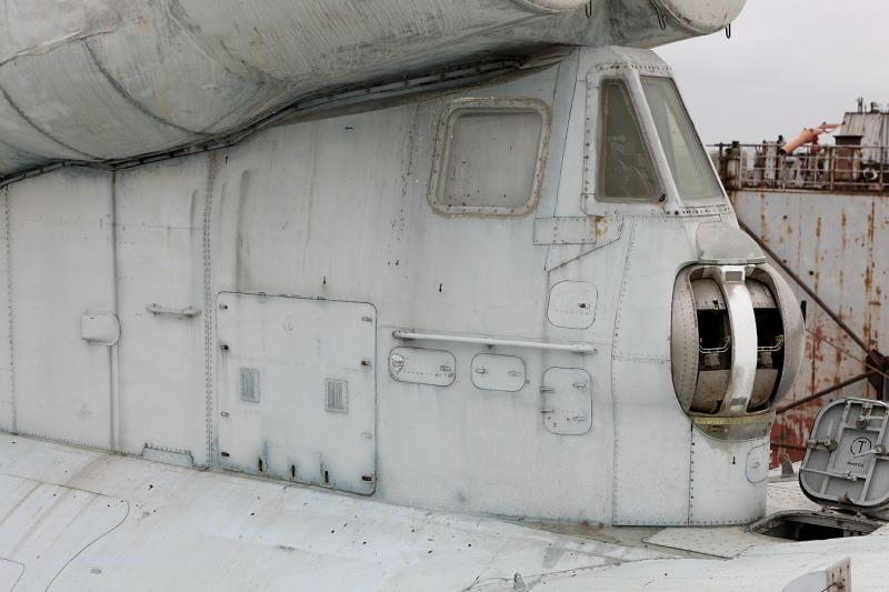Ekranoplan 54