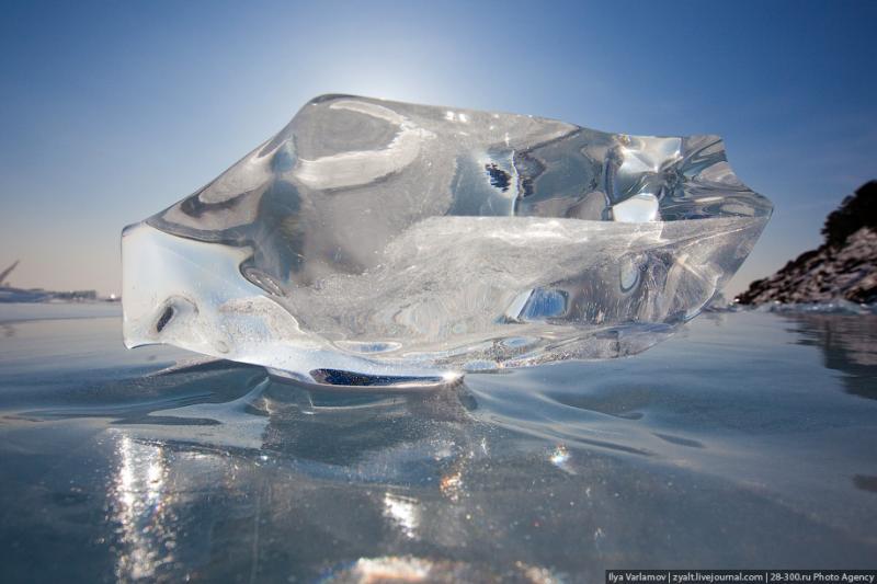 Icy Baikal 25