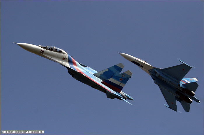 MAKS 2007 International Air Show in Moscow 8