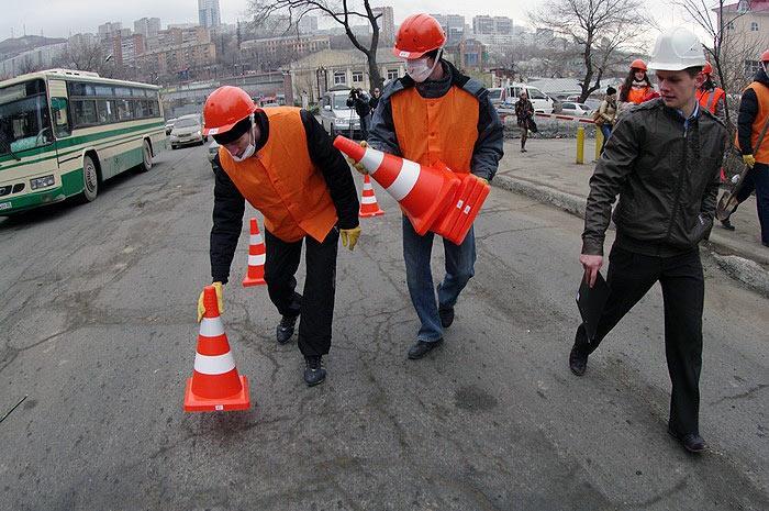 Road repair 4