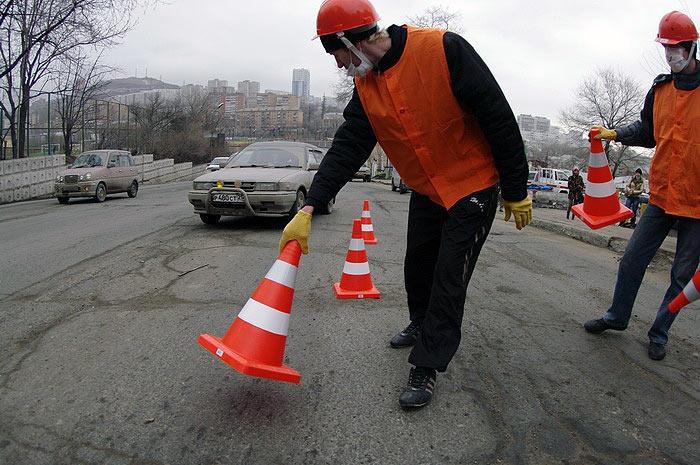 Road repair 5