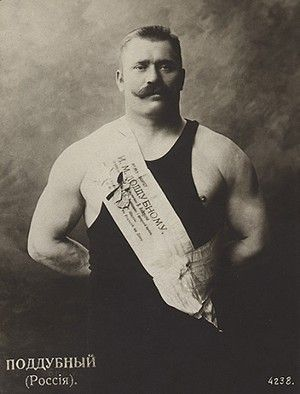 A Great Russian Champion Ivan Poddubny 5