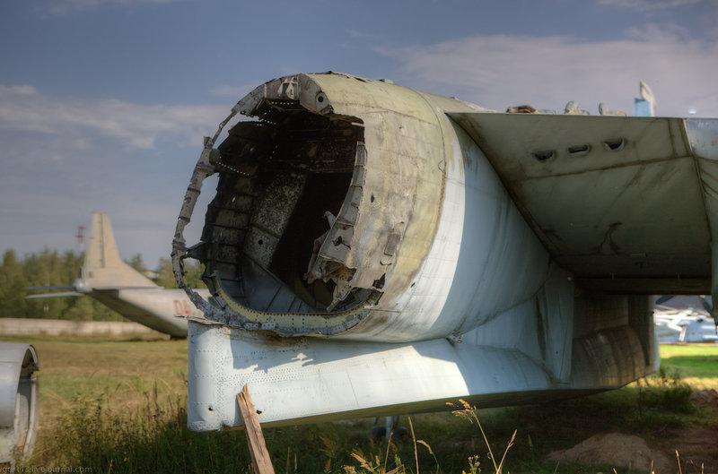A Weird Soviet Plane VVA-14 10