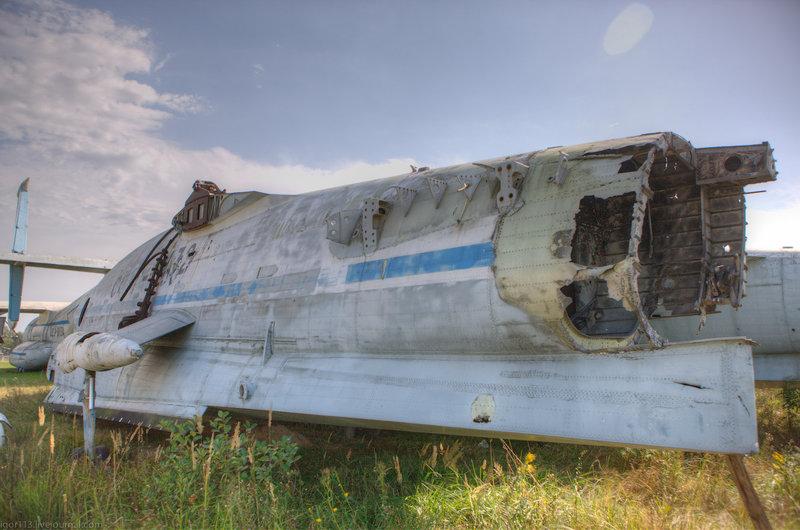 A Weird Soviet Plane VVA-14 11