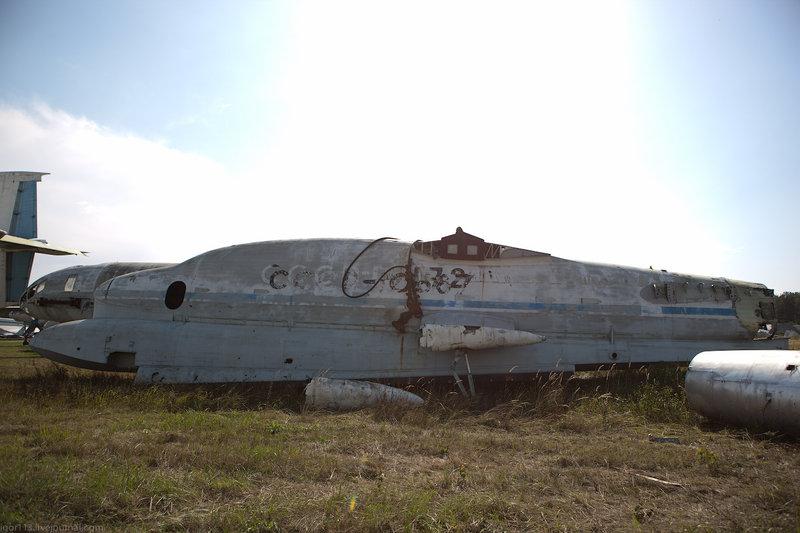 A Weird Soviet Plane VVA-14 12