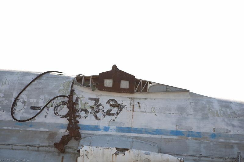A Weird Soviet Plane VVA-14 13