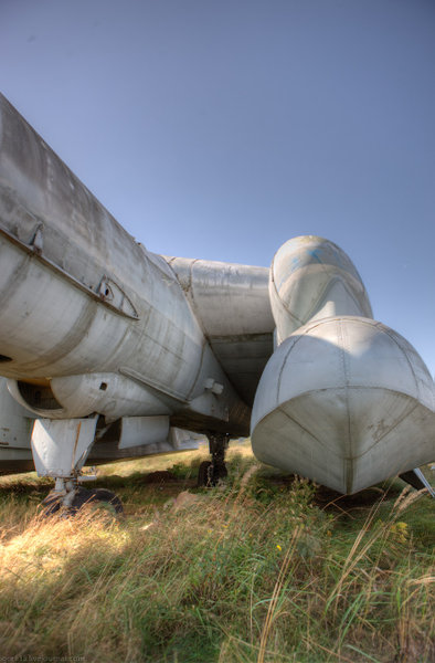 A Weird Soviet Plane VVA-14 17