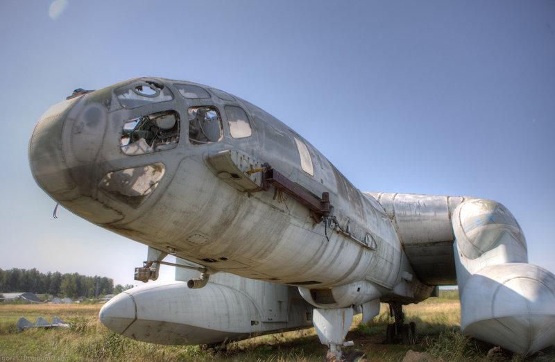 A Weird Soviet Plane VVA-14 18