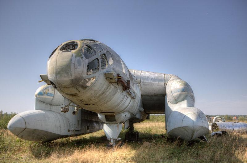 A Weird Soviet Plane VVA-14 19