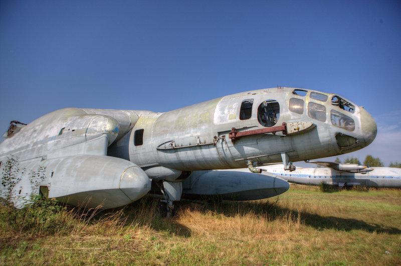 A Weird Soviet Plane VVA-14 20