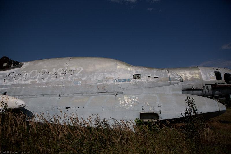 A Weird Soviet Plane VVA-14 22