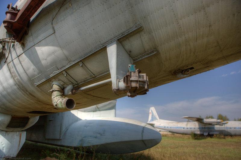 A Weird Soviet Plane VVA-14 30