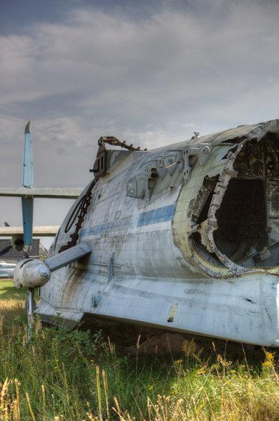 A Weird Soviet Plane VVA-14 34