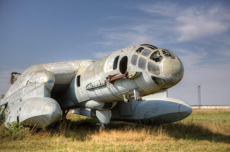 A Weird Soviet Plane VVA-14 4